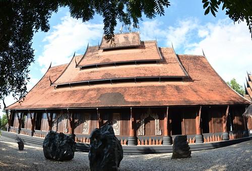 maison noir chiang rai - thailande 24