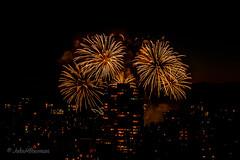 Vancouver Celebration of Light 2017 (John H Bowman) Tags: canada britishcolumbia vancouver cityskylines urban fireworks nightshots canon24704l