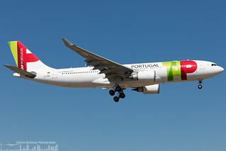 CS-TON TAP - Air Portugal Airbus A330-202 (LIS - LPPT)