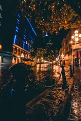 Rainy Gastown (samquattro) Tags: vancity vancouver vancitybuzz vancouverisawesome vancouvercapture vancityhype vancouvercanada vancouvernight imagesofcanada