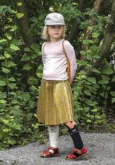 Girl at Skansen in Stockholm, Sweden 9/8 2017. (photoola) Tags: stockholm skansen barn djurgården girl child kids photoola sweden