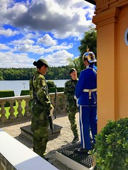 Drottningholm Palace. (dimaruss34) Tags: newyork brooklyn dmitriyfomenko image sky clouds sweden svetlanafomenko drottningholmpalace soldier soldiers