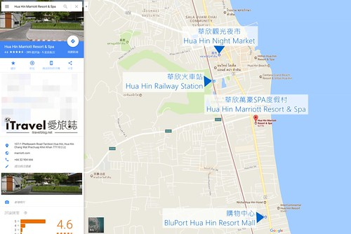 華欣萬豪SPA度假村 Hua Hin Marriott Resort & Spa (1-1)