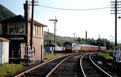od_Mallaig_Jc_1jun63_c_j_gammell (Ernies Railway Archive) Tags: westhighlandrailway fortwiiliamtomallaig nbr lner scotrail mallaigjunction