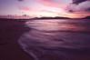 Fitzroy_00027 (moniq84) Tags: fitzroy island australia queensland sunset wonderful light cloud clouds sky sand people love sensations world water long exposure wave waves reflection travel honeymoon sea seascapes sunrise reef backlight pink violet colors landscapes ocean mountain