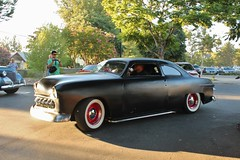 Lake Avenue Church Classic Car Nights 8-11-17 (USautos98) Tags: 1951 ford shoebox leadsled hotrod streetrod kustom rockabilly