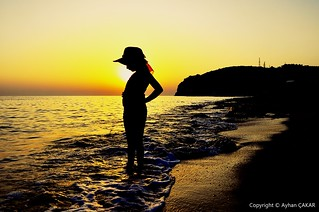 Sunset Summertime Alanya