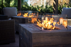 Hot trend: Outdoor fireplaces, fire pits rise in popularity (davidmontoyastomemakers) Tags: david montoya stonemakers