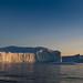 Icebergs at sunset, Ilulissat (tclemitson) Tags: greenland ilulissat qaasuitsupkommune