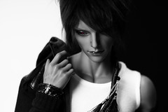 The Look (*Ryuugan*) Tags: iplehouse leonard bjd doll abjd