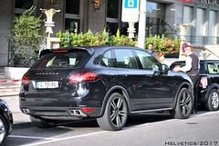 Porsche Cayenne - Germany, diplomatic plate (Helvetics_VS) Tags: licenseplate germany diplomaticplate qatar