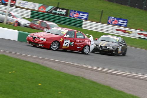 Alfa Romeo Championship - Mallory Park 2017
