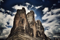 tre cime lavaredo... (sicca85) Tags: nikon iamnikon nikond7200 dolomiti dolomiten veneto italia italy landscape ngc montagna montagne trecimelavaredo trecime dreizinnen