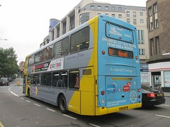 NCT 906 YT61GOJ Mansfield Rd, Nottingham on 69 (1) (1280x960) (dearingbuspix) Tags: nottinghamcitytransport go2 yt61goj 906 6869 6869yellowline yellowline yellowline6869