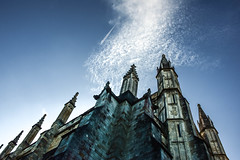 Photo of Cathedral Sky