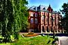 DSCF1331_jnowak64 (jnowak64) Tags: poland polska malopolska cracow krakow krakoff collegiumnovum architektura historia lato mik