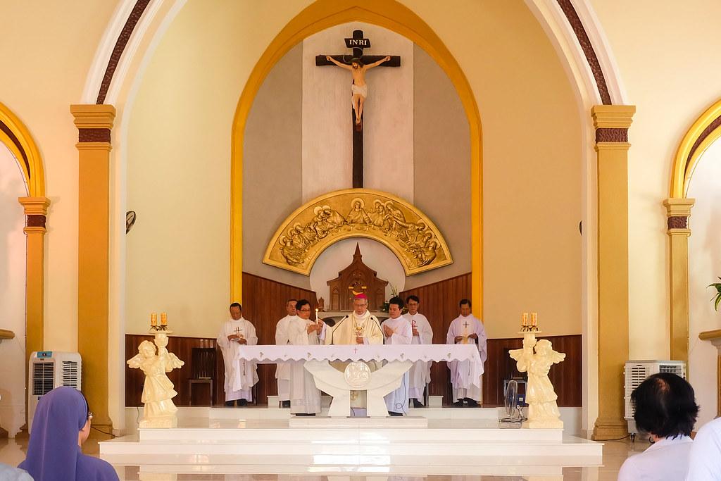 Thánh lễ tạ ơn khánh thành nhà thờ Hòa Cường – Giáo phận Đà Nẵng - Ảnh minh hoạ 42