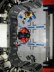 SHIPtember 2017 WIP 18c (DJ Quest) Tags: shiptember 2017 wip 18 lego spyrius space ship moc