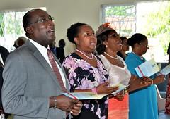 JTA Anniversary Church Service
