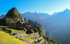 Machu Pichu (alejandrocallisti) Tags: machu pichu peru cuzco ciudadela amanecer wainapichu