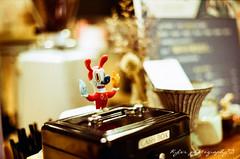 六丁目Cafe (紅襪熊(・ᴥ・)) Tags: fujica st705 m42 底片機 底片 銀鹽 fujifilm fuji fujicast705 film photography supertakumar55mmf18 takumar 55mm f18 55 18 bokeh rossmann 200 rossmann200 六丁目 民生社區 六丁目cafe cafe