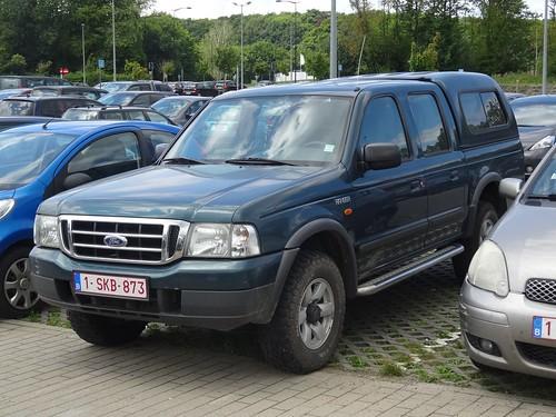 2000's Ford Ranger