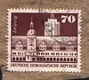 DDR Bauwerke (definitivestamps) Tags: briefmarke stamp germany deutschland definitive