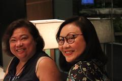 Barbara Heng, Janet Chong
