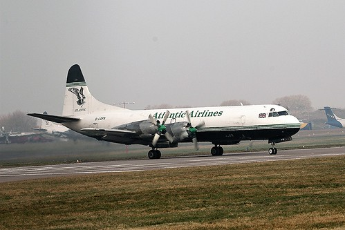 Atlantic Airlines G-LOFB L188electra CVT(4)
