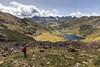 Estanys de Tristaina, Principat d'Andorra (kike.matas) Tags: canon canoneos6d canonef1635f28liiusm kikematas estanysdetristaina ordino andorra andorre principatdandorra pirineos paisaje lago montañas nubes nature senderismo excursión rocas agua lightroom4 андорра