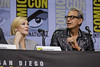 Cate Blanchett and Jeff Goldblum (TheGeekLens) Tags: sdcc sandiegocomiccon sandiego comiccon comicconinternational cci con convention california 2017 hallh marvel thor ragnarok celebrity event panel cateblanchett jeffgoldblum