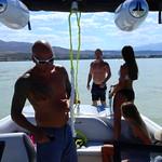 Wakeboarding on Utah Lake thumbnail