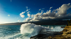 Whaletail Waves (jijake1977) Tags: china walls oahu travel surf waves hawaii adventure