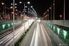 Underpass Speed (Bakar_88) Tags: riyadh riyadhprovince saudiarabia sa salahaddinalayoubiunderpass geverslandscapearchitectureltd urban urbandesign cladding arriyadh nikond610 longexposure night lights lightrail