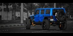 THE HYDRA (dr.7sn Photography) Tags: thehydra hydra hydro hydroblue hassan happy hailhydra hdr tires triton wrangler wheels saudi saudiarabia smile street sahara summer smittybilt fueloffroad 22x12 nikon nitto mudgrappler 37x1350r22 blue bluewrangler bluejeep bodyarmor jeddah jeep jeepwrangler jk jku jeepers jeeplife jeeps jacket