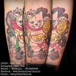 Oriental Fortune Cat