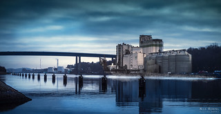 Grain Elevator [Kiel Canal]