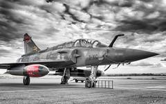 Dassault Mirage 2000D, Couteau Delta, 3 XC, Rodez (Flox Papa) Tags: dassaultmirage2000d couteaudelta 3xc rodez dassault mirage 2000d couteau delta 3 xc florent péraudeau fp f p flox papa