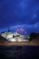 Tattoo 2nd Visit-17 (Philip Gillespie) Tags: 2017 edinburgh international military tattoo splash tartan scotland city castle canon 5dsr crowds people boys girls men women dancing music display pipes bagpipes drums fireworks costumes color colour flags crowd lighting esplanade mass smoke steam ramparts young old cityscape night sky clouds yellow blue oarange purple red green lights guns helicopter band orchestra singers rain umbrella shadows army navy raf airmen sailors soldiers india france australia battle reflections japan fire flames celtic clans
