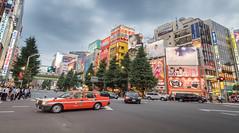 Electric district Akihabara 秋葉原 Tokyo (geolis06) Tags: geolis06 asia asie japan japon 日本 2017 tokyo akihabara olympuspenf olympusm918mmf4056 street otaku geek manga video