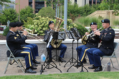 9/11 Day Ceremony in Richmond