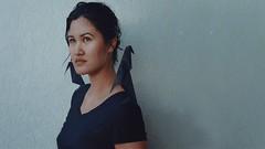 420 A Murder (Katrina Yu) Tags: self portrait origami 2017 365project