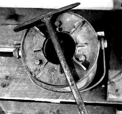 Shipyard tools at Springeren Maritimt oplevelsescenter, 16. september 2017. Foto: Per Ryolf (perryolf) Tags: fotoperryolf aalborg springerenmaritimtoplevelsescenter ubåd mtb torpedobåd ship ships schiff schiffe skibe skib marinemuseum
