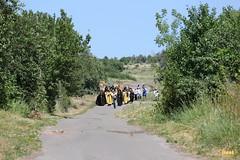65. Крестный ход в скит святителя Иоанна Шанхайского