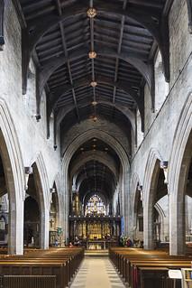 Catedral de San Nicolás, en Newcastle