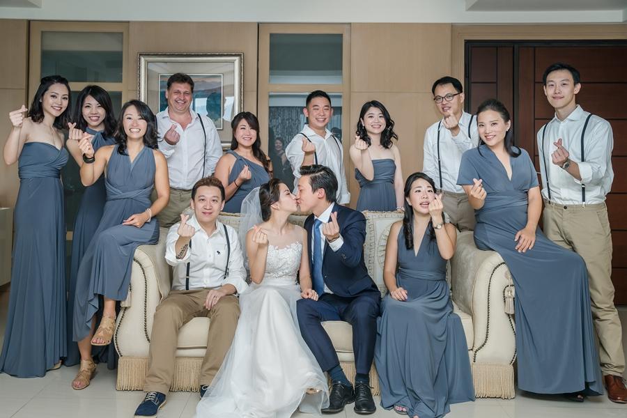 [婚攝] Victor & Joyce / 台南戶外婚禮