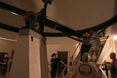"12.5"" Clark refactor in action (Tomek Mrugalski) Tags: atmob morrison observatory fayette missouri telescope refractor"