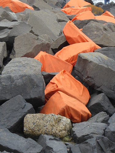 Wrapped Rocks