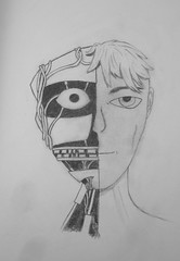"""Man Is a Robot With Defects"" (BrickTailor) Tags:"
