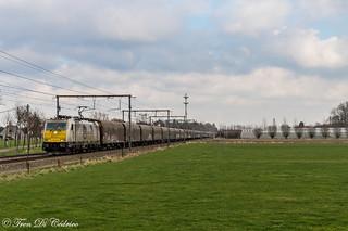 ECR E 186-169-9  Destelbergen